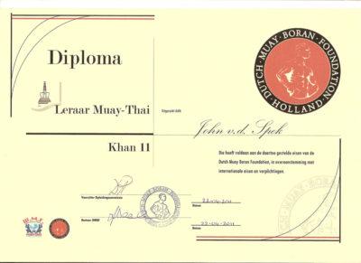 Diploma dmbf 11e khan