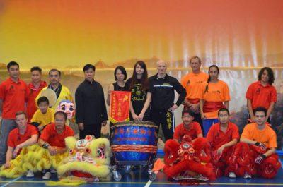 Gham Long Pai (Kung Fu) 1
