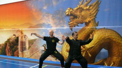 Gham Long Pai (Kung Fu) Master Mok
