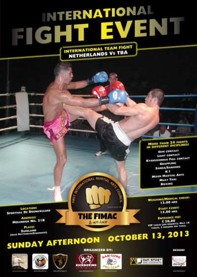Fight Event - 13 oktober 2013