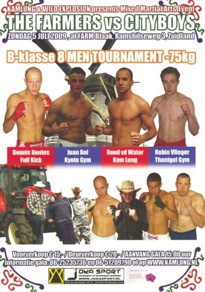 Farmers Tournament - juli 2009