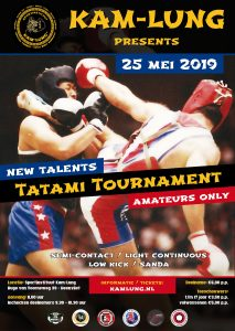 Tatami Tournament @ Sportinstituut Kam-Lung