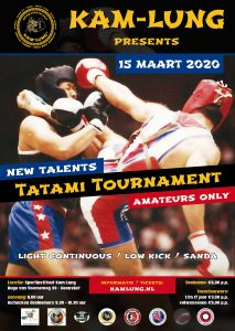 Tatami Toernooi @ Sportinstituut Kam-Lung